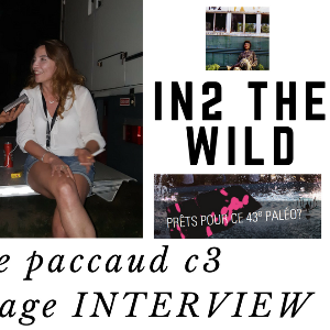 Interview backstage Paléo 2018: valérie paccaud from couleur3